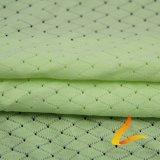 Tricots de Polyester élasthanne Lycra tissu élastique pour vêtements de sport Fitness (LTT-XLXWY#)