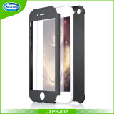High Quality 360 Degree Shockproof Hybrid Full Cover Clear PC Protective Case for iPhone 7plus