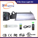 315W HID Grow Light Kit con balasto electrónico HPS y Mh Bombillas Reflector y perchas