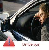 La vendita calda Anti-Dorme allarme per l'allarme del driver del driver Hw-Z006b