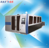Poder superior da máquina de estaca do laser do GS de China 2000W Han