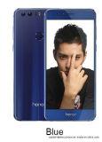 Azzurro astuto infrarosso del telefono di Kirin 950 doppi astuti originali di memoria di pollice SIM Octa di vetro 5.2 delle macchine fotografiche 2.5D del telefono due della ROM di RAM 4GB 64GB di onore 8 di Huawei