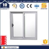 Finestra di alluminio di Windows del cursore bianco di alluminio impermeabile della polvere
