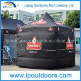 10X10'高品質によってはおおいの容易な折るテントが現れる