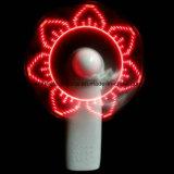 Mini ventilateur de message fait sur commande d'éclairage LED avec le logo (3509)