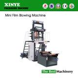 Máquina que sopla de la mini película del HDPE
