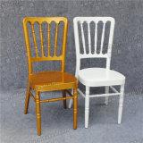 Cadeiras Napoleão de casamento com almofada de assento móvel Yc-As61