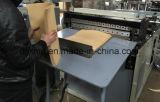 Dfj-800b Sheeter automático com coleção da folha da tabela de trabalho