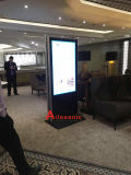 42, 55, - Zoll-doppelter Bildschirm-DigitalSignage, Spieler bekanntmachend, LCD-Bildschirmanzeige