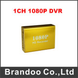 車の機密保護のための1CH 1080P SDのカードDVR