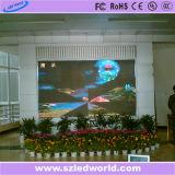 P3, P4, P5, крытая фабрика панели доски экрана дисплея определения СИД полного цвета P6 высокая рекламируя (CE, RoHS, FCC, CCC)