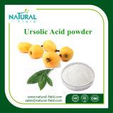ビワの葉のエキスのUrsolicの酸5%-98%