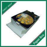 Caixa de embalagem do papel do produto comestível para a venda por atacado