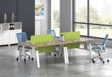 Hts02-3를 가진 백색 주문을 받아서 만들어진 금속 강철 전기 고도 조정가능한 사무실 상승 책상 프레임