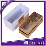 Types solides d'emballage décoratif unique de parfum
