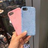 iPhone 7을%s 신제품 실리콘 직물 이동 전화 상자