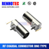 4G HD-SDI video BNC weiblicher Schweißens-Verbinder