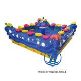 Associação engraçada da pesca do equipamento do divertimento do campo de jogos com projeto novo (ZJ-OF-05)