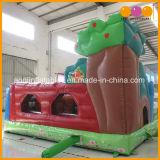 La venta caliente embroma la ciudad inflable de la diversión de la gorila de Corloful del juguete para la venta (AQ681)