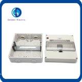 Cadre électrique en plastique imperméable à l'eau approuvé de la CE IP66 avec l'indicateur