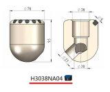 La costruzione H85-1 lavora il supporto dei denti delle punte di perforazione del fondamento