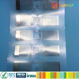 860-960MHz H3 RFID UHF Inlay Seca Smart Tags Aln Antena-9610