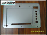 La fabrication faite sur commande avec du plastique d'ABS partie la fabrication de usinage de commande numérique par ordinateur