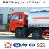 caminhão do depósito de gasolina do euro 4 de 23cbm Dongfeng