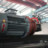 Frein de presse hydraulique de commande numérique par ordinateur en métal d'acier du carbone de la livraison rapide de Wc67k 100t/3200mm avec E210