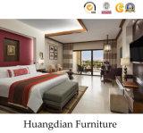 Quarto de hotel 4 estrelas moderno mobiliário (HD424)