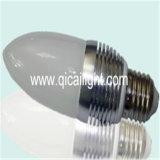 E27低い電力LEDの球根(QC-E27-15LED-5050)