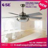 Prezzo di fabbrica motore di ventilatore del soffitto da 52 pollici con telecomando (HGJ52-2008)