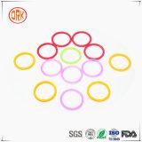 Silikon-bunter Gummidichtungs-O-Ring
