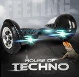 Skate elétrico elétrico remoto de um Bluetooth Hoverboard de 10 polegadas
