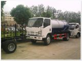 على نحو واسع يستعمل [وست وتر] مصّ شاحنة, [فكوم بومب] ماء صرف ناقلة نفط [وتر تنك تروك] متعفّن لأنّ عمليّة بيع