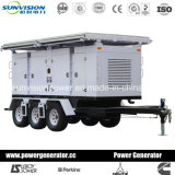 Gruppo elettrogeno mobile da 20kVA a 1650kVA