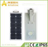 15W 5 ans de la garantie IP65 DEL d'épargnant d'énergie légère solaire