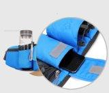 Saco da cintura dos esportes com suporte da garrafa de água