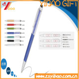 Logo personnalisé Multi-Color Signature Pen with Souvenir Gift (YB-HD-19)