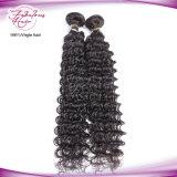Extensão humana do cabelo do Virgin dos acessórios Mongolian de trama dobro do cabelo