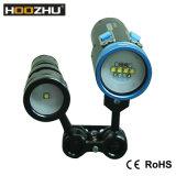 100m impermeable de relleno light CREE U2 LED de vídeo luz V13