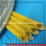 Sunbow 7.0kvのシリコーンゴムの上塗を施してあるガラス繊維の袖