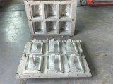 Rostschutz6061 7075 Aluminiumlegierung-CNC maschinell bearbeitetes Plastikspritzen für PPE-Schaumgummi-Produkte