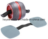 Cilindro de roda Treino Ab Carver Crunch Circle trabalho corporal PRO Exercício