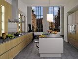 2018 простой стиль MFC/Hmr кухонные шкафы