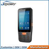 두 배 SIM 카드 포트를 가진 인조 인간 접촉 4G 전산 통신기 WiFi Barcode 스캐너