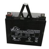 la batterie solaire de batterie d'accumulateurs de 12V 33ah VRLA avec du ce a reconnu