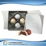 リボン(xc-fbc-011)が付いているバレンタインの宝石類の/Candy/チョコレートギフトの包装ボックス