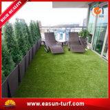 Balcón de alta calidad decoración alfombras sintéticas