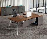 새로운 디자인 강철 금속 다리 책상 멜라민 사무실 테이블 (HX-NCD020)